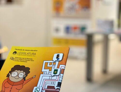 ¡Lanzamiento de la 10° Edición de la Revista Proyecto Escuela!